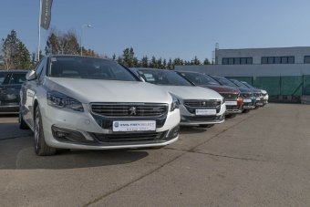 Emil Frey Select nabízí dvouletou záruku na ojeté vozy