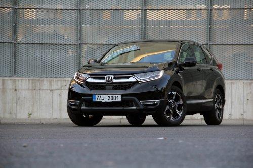 Honda CR-V 2.0 i-MMD Hybrid – úsporné SUV nejen do města (+ srovnání s variantou AWD)