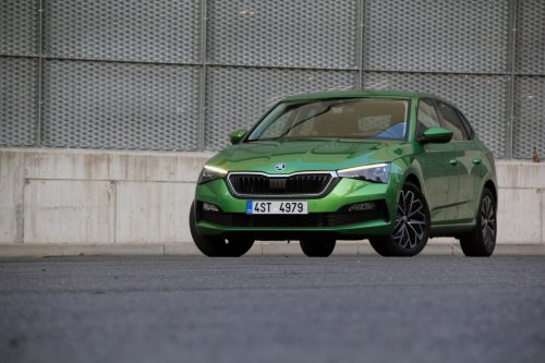 Škoda Scala 1.6 TDI – odvaha a prostor