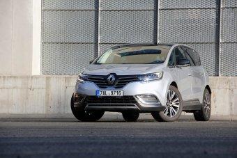 Renault Espace Blue dCi 200 EDC – extravagantní drahokam