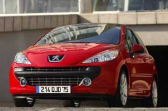 Peugeot 207 - útok na emoce