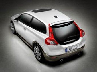 Volvo C30 - skvostně vyhlížející hatchback (NOVINKA)