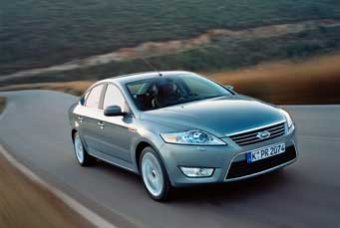 Den s novým Fordem Mondeo (NOVINKA)