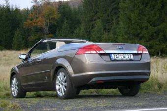 Poukázka na vítr ve vlasech - Ford Focus CC 2.0 TDCi Titanium (TEST)