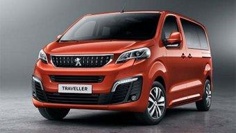 Nový Peugeot Traveller nabízí vysokou variabilitu a komfort (NOVINKA)