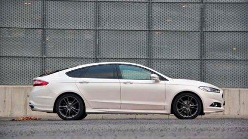Ford Mondeo 2.0 TDCi AWD PowerShift ST-line - manažerské sny (TEST)
