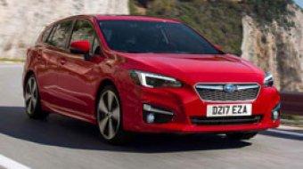 Nové Subaru Impreza - na prvním místě bezpečnost