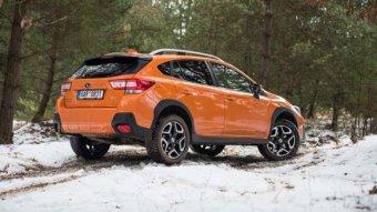 Nové Subaru XV - sebevědomě na silnici i v terénu (NOVINKA)