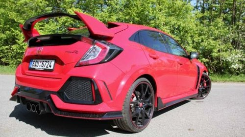 Rychle a zběsile - Honda Civic Type R (TEST)