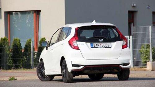 Honda Jazz 1.5 i-VTEC - prostorná a jako vždy originální (TEST)