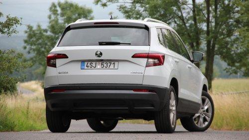 Škoda Karoq 1.6 TDI - zlatá střední cesta