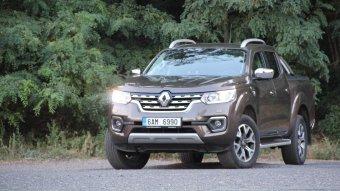 Renault Alaskan dCi 190 4x4 AT - elegantní pracant nejen do přírody