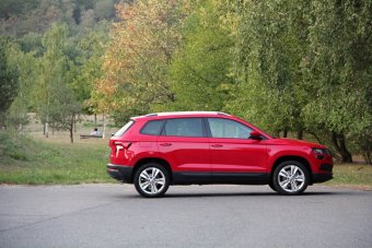 Škoda Karoq 1.5 TSI - benzinová alternativa moderního SUV