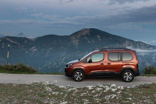 Nový Peugeot Rifter - praktický rodinný speciál