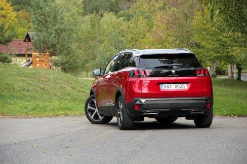 Peugeot 3008 GT 2.0 BlueHDI EAT8 – osmistupňová ofenziva