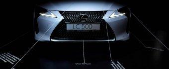 Lexus se spojil s českým designérem. Ten chytil auto do sítě