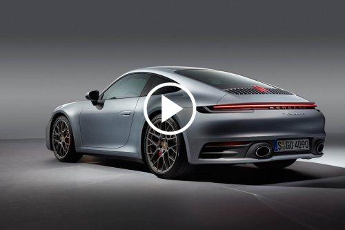 Nové Porsche 911 (992)