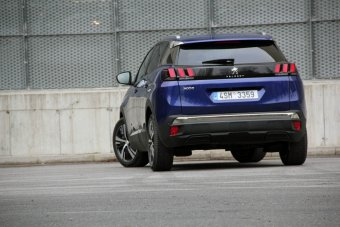 Peugeot 3008 1.5 BlueHDI – naftová posila